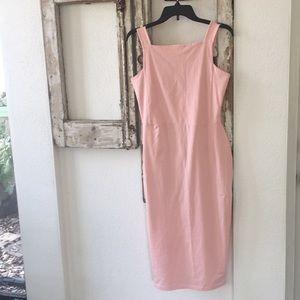 ASOS Dresses - 🌸ASOS - Pink Open Back Body-con midi dress🌸